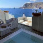 """Omaggio alla Sicilia e alle Eolie le nuove suite del """"Therasia Resort Sea & Spa"""" di Vulcano"""