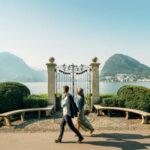In viaggio con Michelle Hunziker nella verde Svizzera