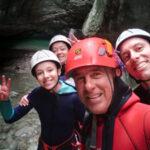 Val Noana: vivere il brivido del canyoning in un luogo incontaminato