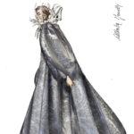 Alberta Ferretti rende omaggio alla Città di Venezia, in scena i preziosi tessuti di Rubelli