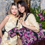 Kipling announces its partnership with Anna Sui, one of the most iconic and recognizable designers in the world