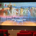 Venezia, infinita avanguardia, al cinema