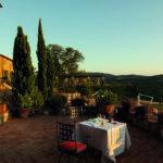 hotel di lusso in un castello. Belmond in Toscana